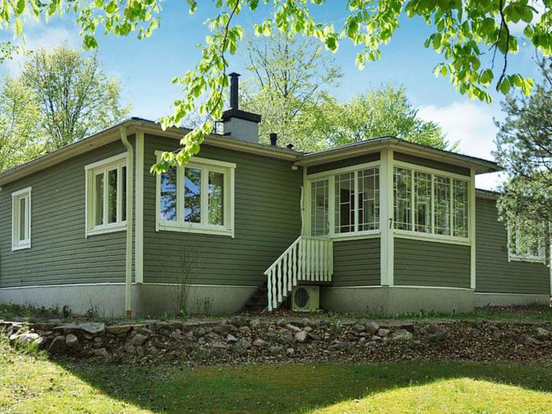 Ferienhaus Örkelljunga mit Sauna nur 2 km vom Badesee