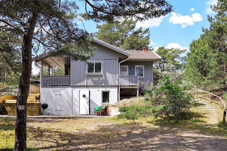 Ferienhaus an der Hanöbucht bei Kristianstad