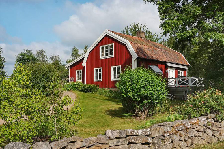 Ferienhaus Timmernabben bei Mönsteras