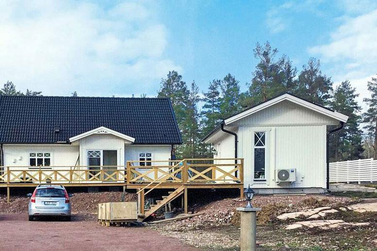 Ferienhaus an der Schärenküste bei Oskarshamn