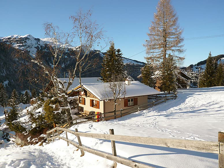 Ferienhaus Wengen Schweiz