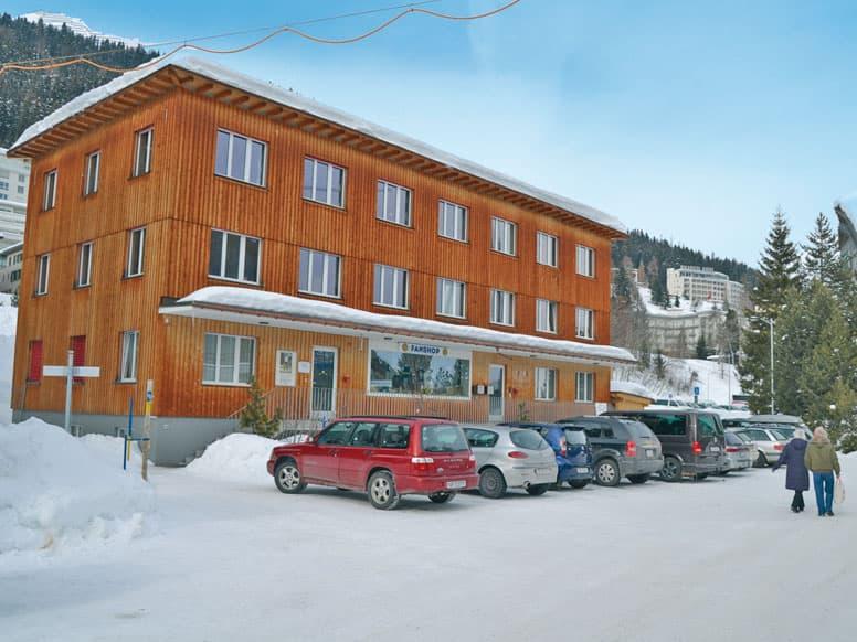 Gruppenhaus Davos