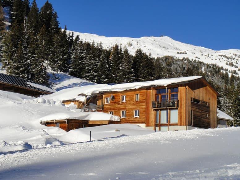 Ferienhaus Lenzerheide-Valbella