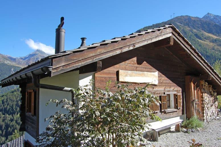 Chalet Grimentz - Urlaub im malerischen Val d'Anniviers