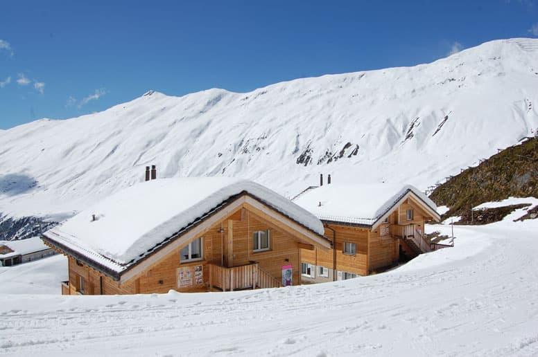 Ferienwohnung im Skigebiet Belalp