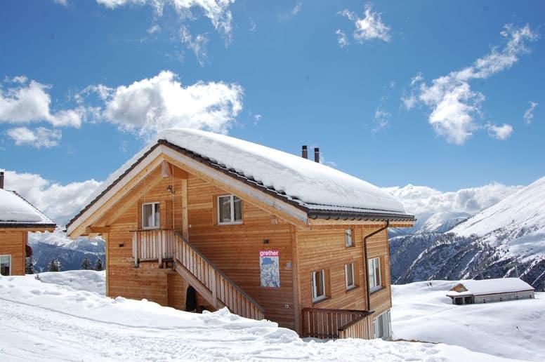 Ferienwohnung auf der 2100 m hohen Belalp