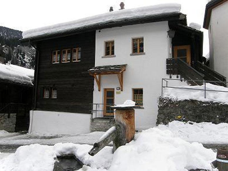Gruppenhaus Blatten Belalp am Fuße des Aletschgletschers