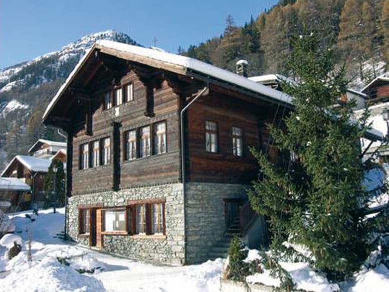 Gruppenhaus Ferden - Skiurlaub im Lötschental!