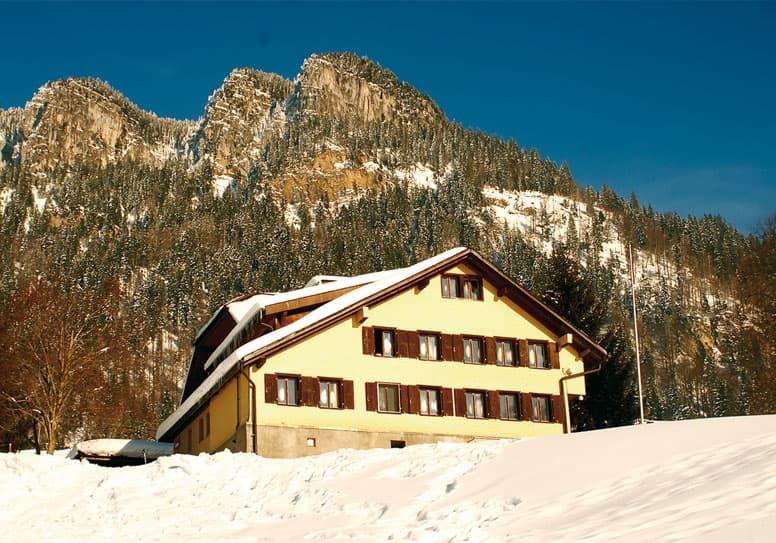 Gruppenhaus Flühli bei Sörenberg