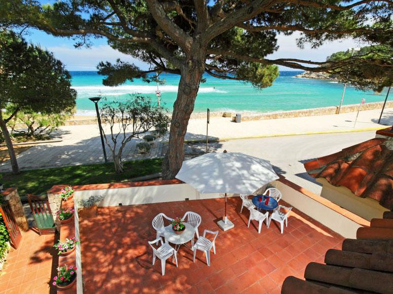 Ferienhaus Playa De La Fosca Direkt An Der Costa Brava