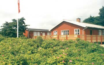 Gruppenhaus Assens nur 400 m zur Ostsee