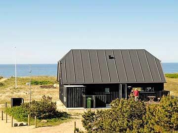 Ferienhaus Blavand Strand