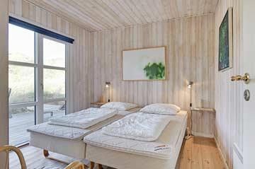 2-Bett-Zimmer mit Terrasse