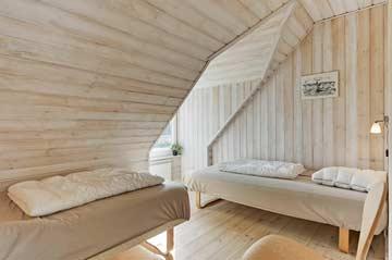 2-Bett-Zimmer (Einzelbetten) im DG