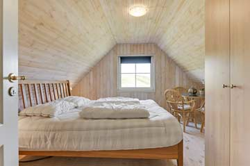 2-Bett-Zimmer (Doppelbett) im DG