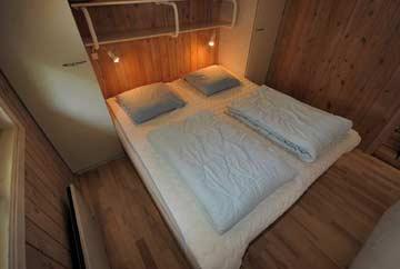 Schlafzimmer 1: Doppelbett