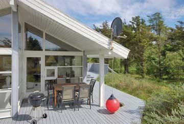 Ferienhaus mit Whirlpool nur 600 m zum Nordseestrand