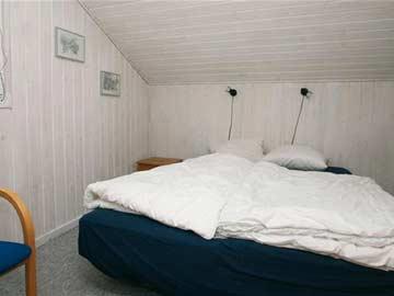 eines der insgesamt vier 2-Bett-Zimmer