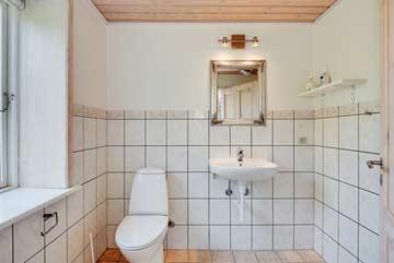 sep. WC im OG