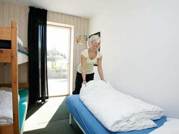 das 3-Bett-Zimmer