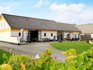 Ferienhaus Lökken 1 km zum Rubjerg Strand