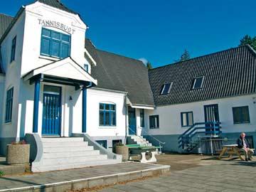 Ferienhaus Tversted mit 12 Schlafzimmern an der Tannisbucht