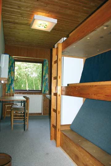 3-Bett-Zimmer mit fl. Wasser