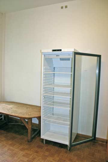 Lagerraum/ Speisekammer gegenüber der Küche