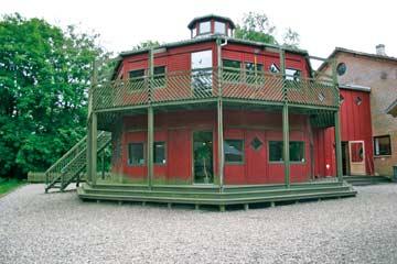 Außenansicht Gruppenhaus Visby