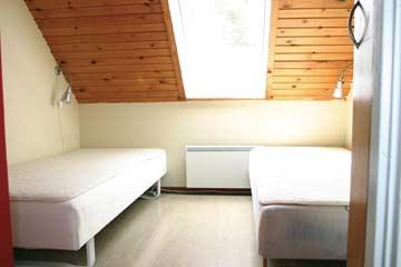 2-Bett-Zimmer im Obergeschoß