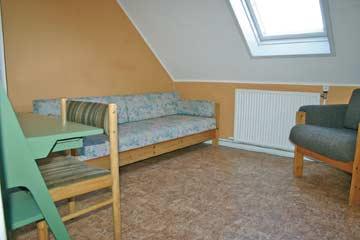 Leiterzimmer mit Schlafsofa für 1-2 Personen