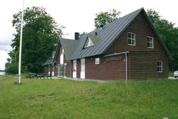 Gruppenhaus Christiansfeld direkt an der Ostsee