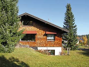 Ferienhaus mit Sauna nahe der Wutachschlucht