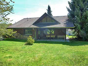 Hütte mit Sauna nahe der Wutachschlucht