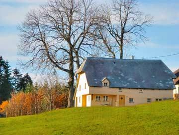 Schönes Berghaus mit Infrarot-Sauna in Breitnau
