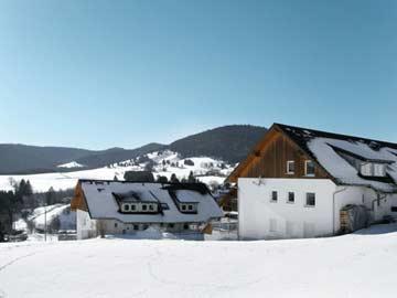 Gemütliche 120 m² Ferienwohnung im Bernauer Hochtal