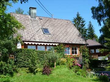 Ferienhaus mit Schwedenofen und Wintergarten in Bernau