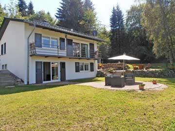 Ferienhaus mit Kamin im Mittleren Schwarzwald