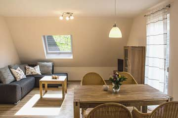 schöner, heller und moderner Wohnraum
