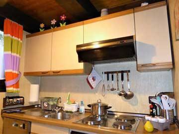 Gut ausgestattete Küche - Beispiel 2