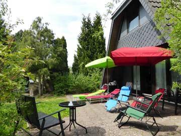 Ferienhaus im Odenwald für 6 Personen