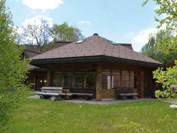 Hütte Todtmoos - im Schwarzwaldstil erbaut
