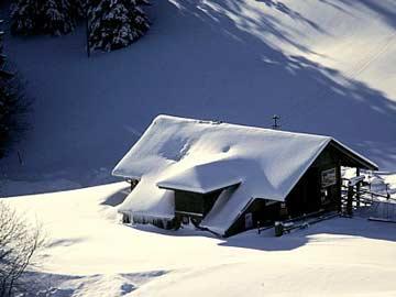 Berghütte Todtmoos im Südschwarzwald