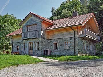 Ferienhaus bei Viechtach