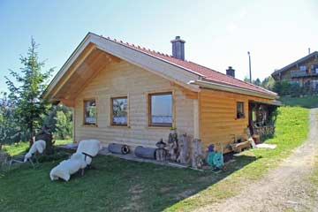 Ferienhütte St. Oswald