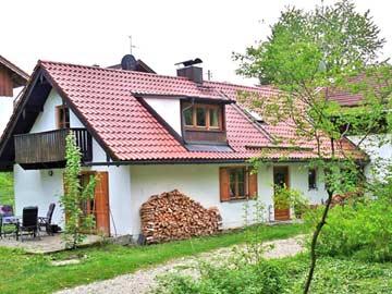 Ferienhaus mit Kamin in Berg am Starnberger See