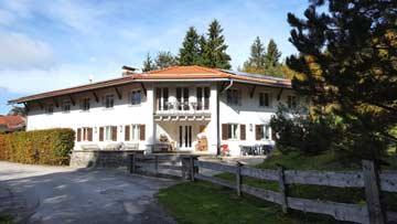 Ferienhaus für 20 Personen in den Bayerischen Alpen
