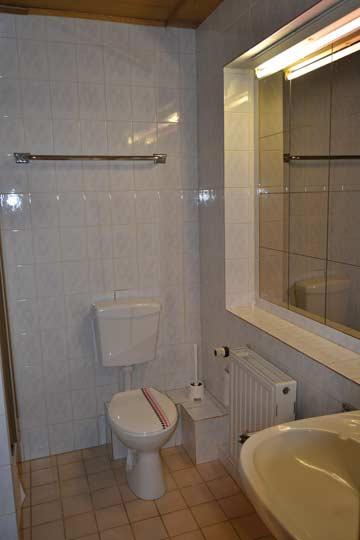 alle Schlafzimmer haben ein eigenes Bad