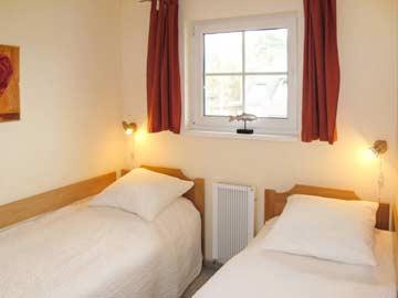 Schlafzimmer 2 - Einzelbetten