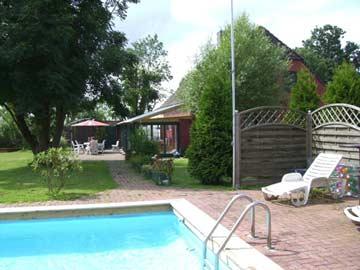 Ferienwohnung in Butjadingen für 4 bis 7 Personen